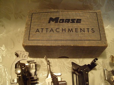 Morse Attachments 1