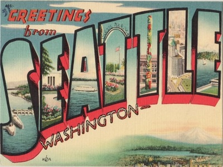 Seattle Card