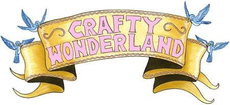 Crafty Wonderland Banner