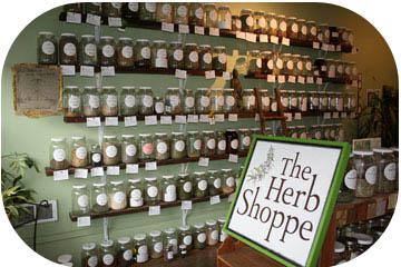 Herb Shoppe Portland