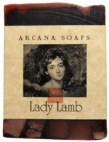 Lady Lamb Soap