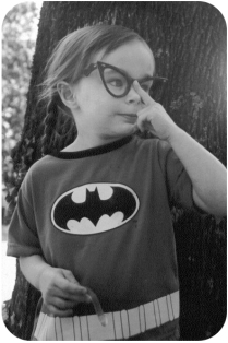 Battie Bat Girl