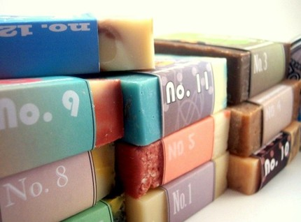 The Goat House Soaps