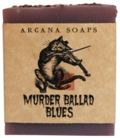 Murder Ballad Blues Soap