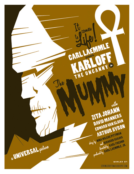Tom Whalen's Mummy