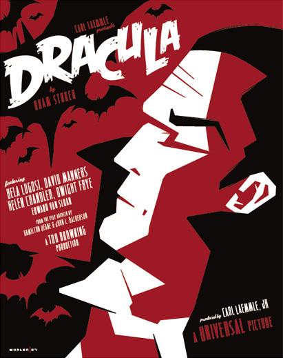 Tom Whalen's Dracula
