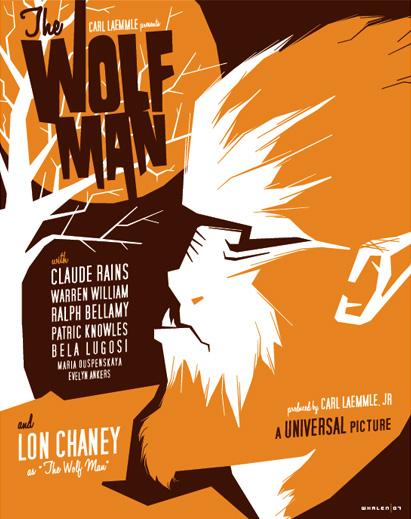 Tom Whalen's Wolfman