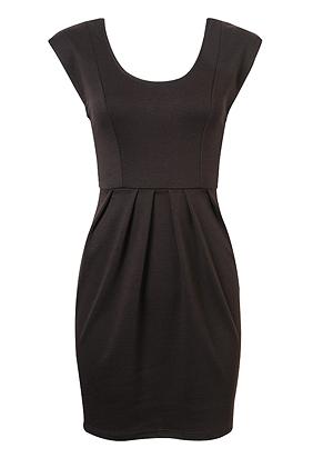 Cute Brown Dress