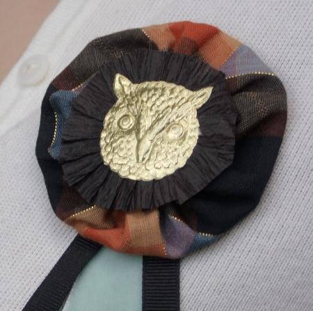 Retro Prize Ribbon