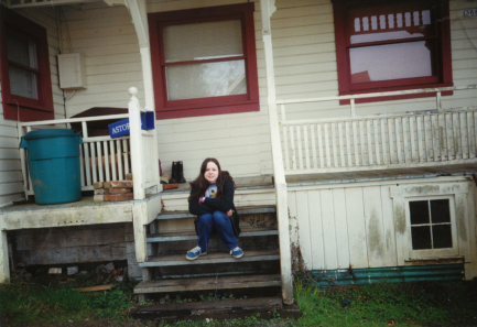 Goonies House Porch