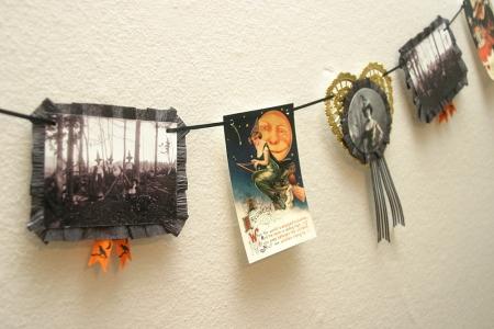 Retro Halloween Banner