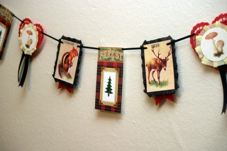Rustic Forest Decor