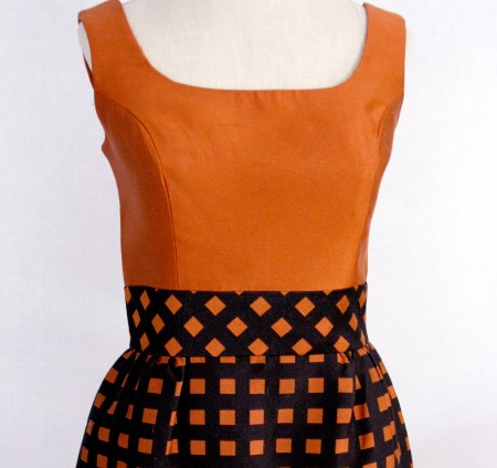 1960s Halloween Dress