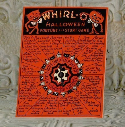 Halloween Fortune Teller