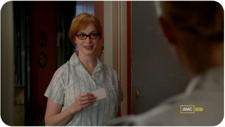 Joan Mad Men Eye Glasses