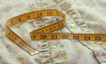 Measuring Vintage Clothes