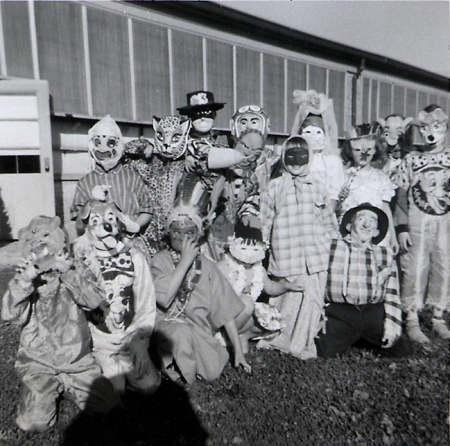 Vintage Halloween Costumes Chidren
