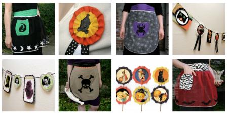 Handmade Halloween Goodies