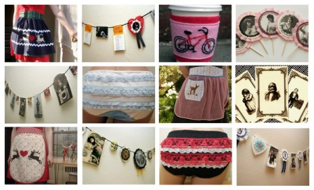Retro Handmade Goodies