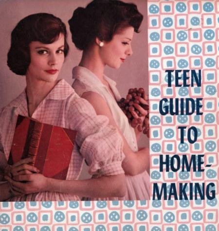 1960s Home Ec Textbook