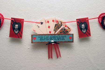FATE Valentine Garland