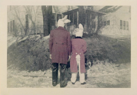 Vintage Bunny Costumes
