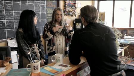 Portlandia Coffee Cozy Steve Buscemi