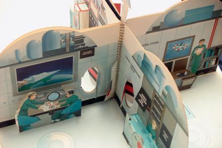 Vintage Space Station