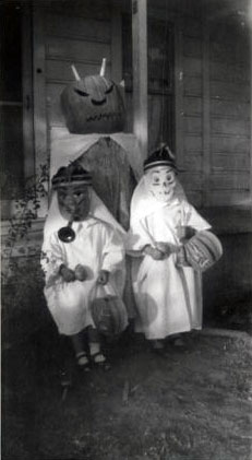 Scary Old Halloween Costumes