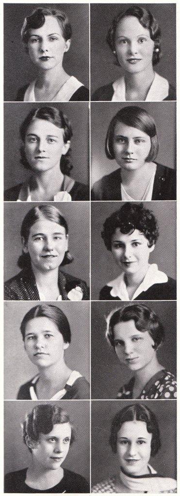 Vintage Student Body