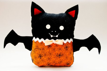 Halloween Bat Plush