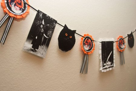 Bewitching Alchemy Halloween Garland