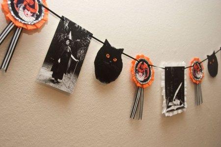 Bewitching Alchemy Halloween Garland