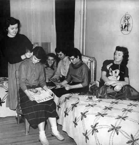 Dormitory Ladies' Club