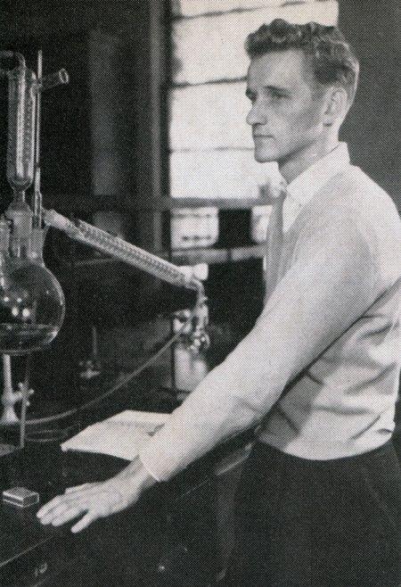 Vintage Scientist