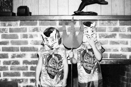 Vintage Devil Costumes