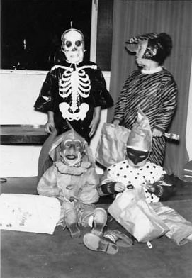 Vintage Kids Halloween Costumes