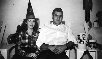 Vintage Halloween Party