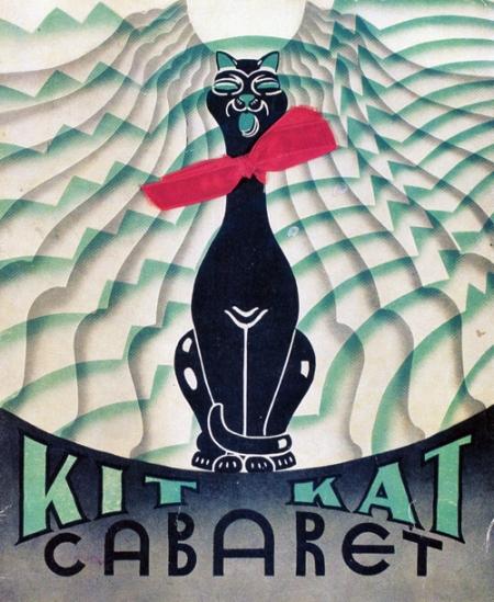 Kit Kat Cabaret Menu