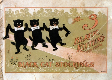 Vintage Stockings Label