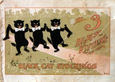 Vintage Stockings Label