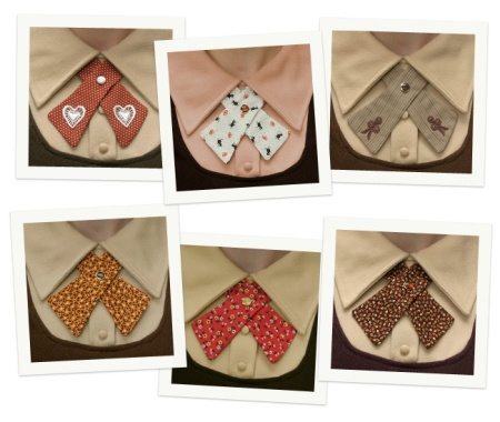 LADY TIES FALL COLLECTION