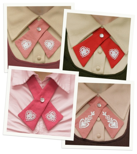 LADY TIES SWEETHEART COLLECTION