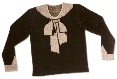 Sweater • Elsa Schiaparelli • 1927