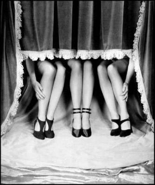 Badass 1920s Shoes | Flapper Girl